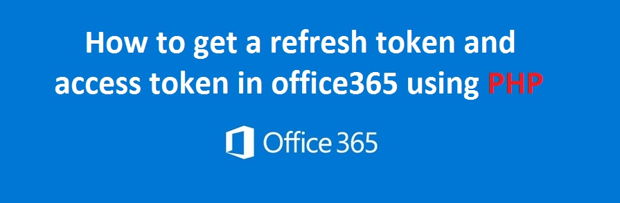 api of office 365 using PHP