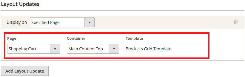 Magento 2 Featured products with Catalog Products List widget