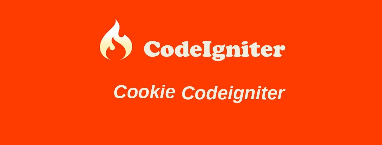 codeigniter Cookie Helper Example and demo