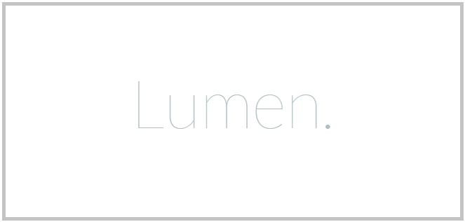 lumen - Laravel Lumen RESTful API tutorial