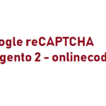 Magento 2 Google reCAPTCHA
